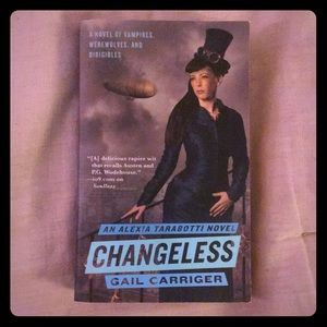 CHANGELESS BOOK 2 in the SOULLESS series